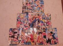 دسكات انمي One Piece للبيع