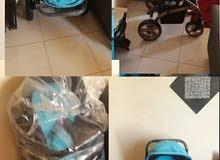 عربة اطفال / ذوي الاحتياجات الخاصة  - Stroller