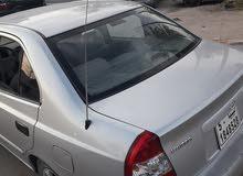 هونداي فيرنا 2008 بحالة جيدة للبيع