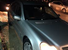 Mercedes Benz C 180 made in 2005 for sale