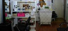 Taroudant Beauty Salon in Abu Dhabi for sale صالون تارودانت لتجميل السيدات في ابوظبي للبيع