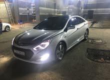Silver Hyundai Sonata 2012 for sale