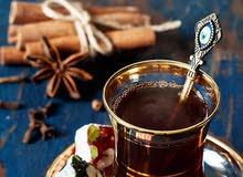 بحاجة عرباية قهوة او طاولة مع اغراضها بسعر مناسب