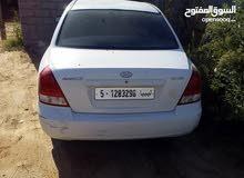 Hyundai Avante 2001 For sale - White color