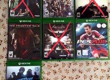 العاب Xbox One شبه جديدة