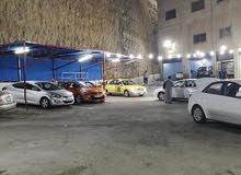 محطة غسيل سيارات موقع حيوي ومميز