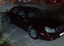 Gasoline Fuel/Power   Hyundai Sonata 2003