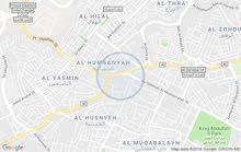 شقه للايجار عمان جبل الزهور شارع القدس مقبل انس ابو غلوس قبل سامح مول 700متر