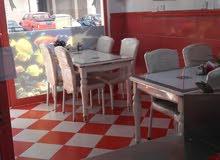 مطعم اسماك للضمان