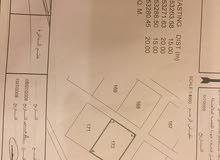 للبيع أرض في محافظة صحار بمنطقة ولي التجارية السكنية