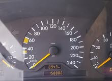 150,000 - 159,999 km Mercedes Benz C 180 2000 for sale