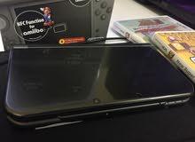 NEW 3DS XL  للبيع بحالة الجديد نينتيندو