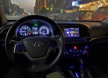 Hyundai Elantra car for rent