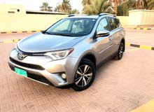 Toyota RAV 4 car for sale 2016 in Ibri city
