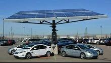 مطلوب قطعة ارض للايجار لغاية انشاء محطة شحن سيارات كهربائية