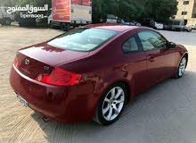 Infiniti G35 car for sale 2005 in Hawally city