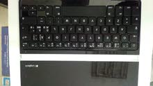 Logitech bluetooth Keyboard و Dell Wireless Keyboard
