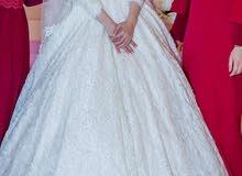 فستان زفاف من تركيا