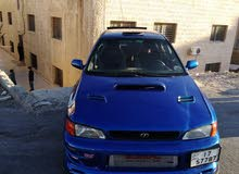 Manual Blue Subaru 1999 for sale