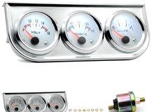 عدادات للطبلون السيارات عبارة عداد الزيت عداد الحرارة عداد الكهرباء