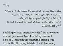 Best price 150 sqm apartment for sale in AmmanUm Uthaiena