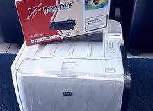 طابعة HP Laserjet P2055