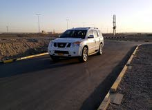 Used condition Nissan Armada 2012 with +200,000 km mileage