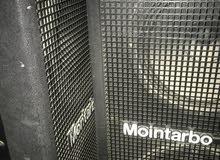 سماعات مونتاربو زوج مع ستاند 2