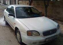 Suzuki Baleno car for sale 2001 in Amman city