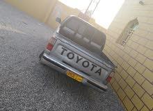 Gasoline Fuel/Power   Toyota Hilux 2001