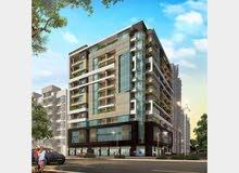 شقة 205 متر تشطيب برشدى على شارع ابوقير مباشرة بالاسكندرية