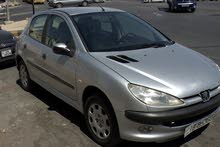 Peugeot 206 2009 For sale - Grey color