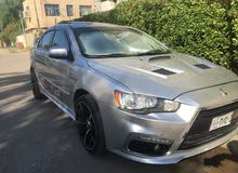 Mitsubishi Lancer made in 2009 for sale