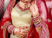 فستان عروسه هندي