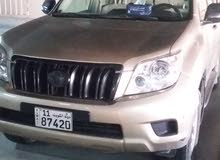 For sale 2012 Gold Prado