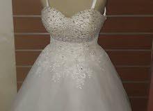 فساتين زفاف سورية فقط13500 جنية
