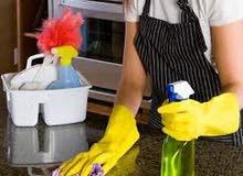 خدمات مدبرات منازل وتنظيف و رعاية اطفال في المنازل وخدمات المناسبات  الاجتماعية