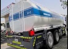 تنكر ماء افيكو للبيع 2007