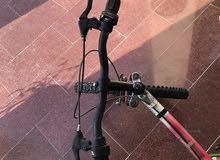 دراجه هوائيه بحاله جيده، (التيارات بحاجه للتصليح او للتبديل) غير قابل للتفاوض