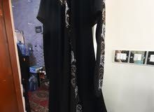 ساري او فستان اسود للبيع