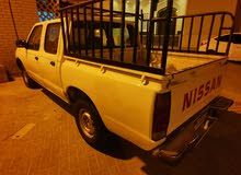 For rent a Nissan pickup 2002 model.   .