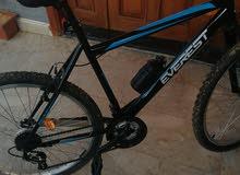 دراجة 26 شبه جديدة