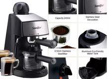 جهاز تحضير القهوة المنزلي   3in1