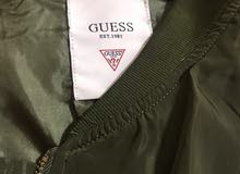 Bomber Jacket From Guess size L