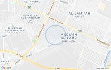 محل 3 ونص في 4 للايجار في حي مدائن الفهد