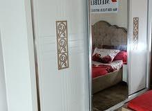 غرفة نوم ( Silva ) 12مليون توصيل و تركيب مجاني العاريضة الخشبية و الپوف هدية