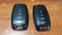 Kia Hyundai remote key