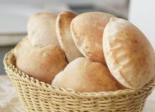 مطلوب خباز لمطعم خبز عربى لمطعم سندوتشات براتب مجزى شرط الخبره