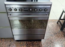 cooker range 4 hobs electric Smeg brand 60×60