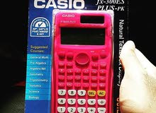 آلات حاسبة كاسيو ملونه